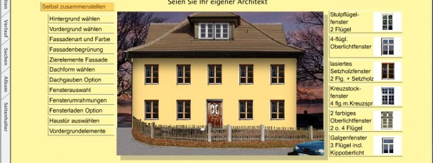 1. Fassadengenerator weltweit