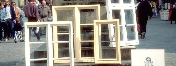 Manufakturfenster Geburt
