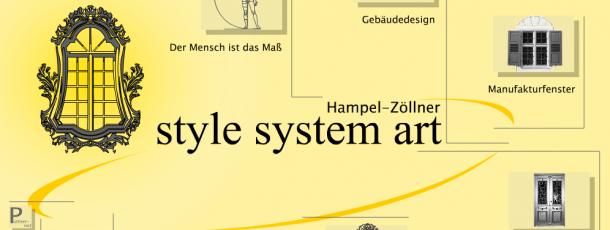 Alte Webseite der Manufakturfenster