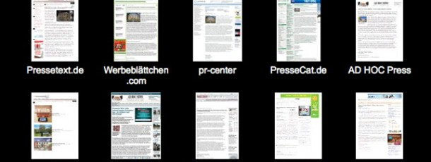 Presseecho iVilla-App der Bauwerk Hampel