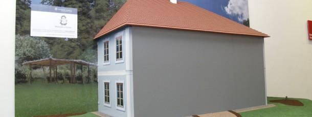 Rückprojektion iVilla Fassadengenerator