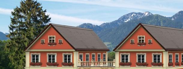 Bergdoppelhaus