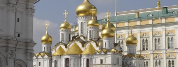 Cathédrale_vorm Kreml Palast