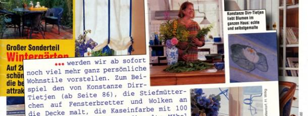 Neues Wohnen 12.1996 1 Titel