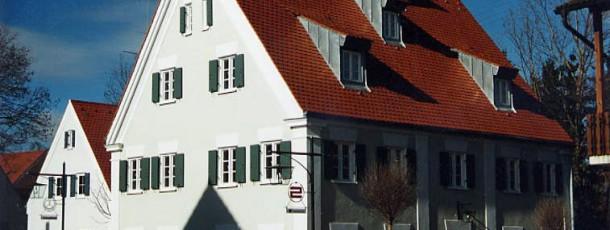 Pfarrhof Oberottmarshausen1