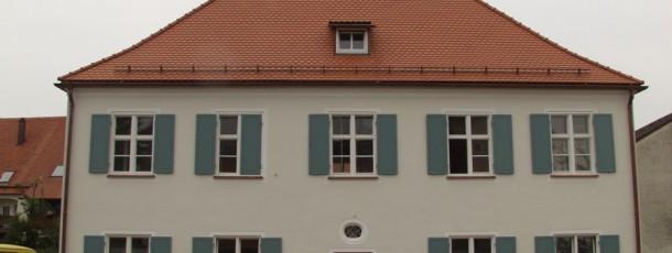 Pfarrhof Winterrieden