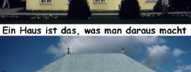 Salettl, Wurfkarte