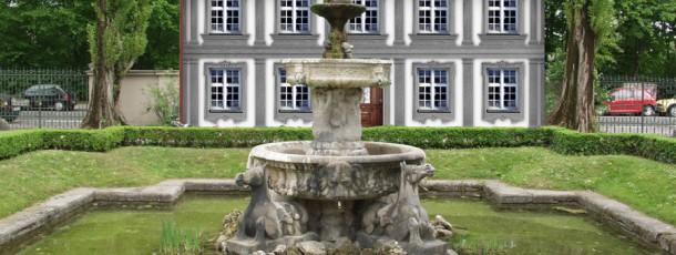 Stadtgarten-Villa