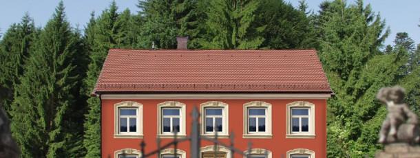 Waldrandhaus-Oltimer