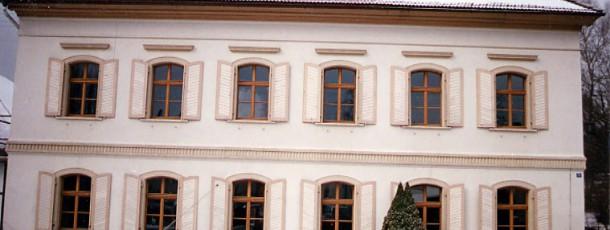 ehem.Pfarrhaus bei Passau