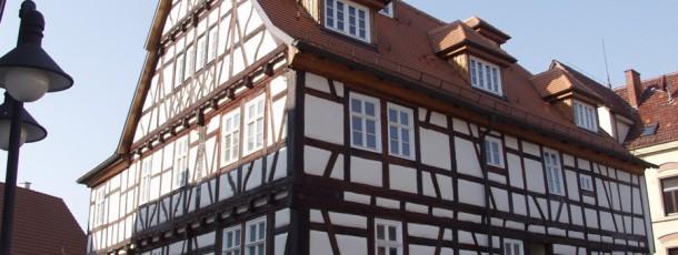 ehm.Pfarrhaus Sachsenheim