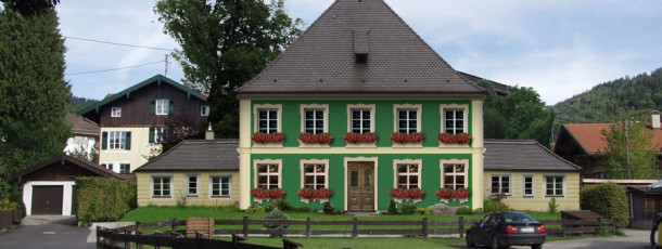grünes-Forsthaus